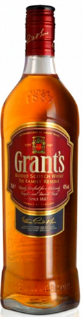 Grants Scotch Blended 80@